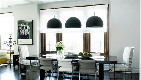 Lighting Above Dining Table Cheap To Chic Black Pendant Lights Take Two Pendant Lighting Black Pendant Light And Lights