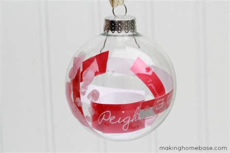 diy baby ornaments 12 awesome diy ornaments tauni co