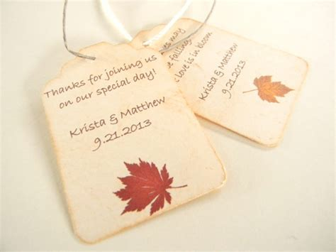 Wedding Giveaway Tags - win 100 free rustic custom wedding favor tags wedding day giveaways