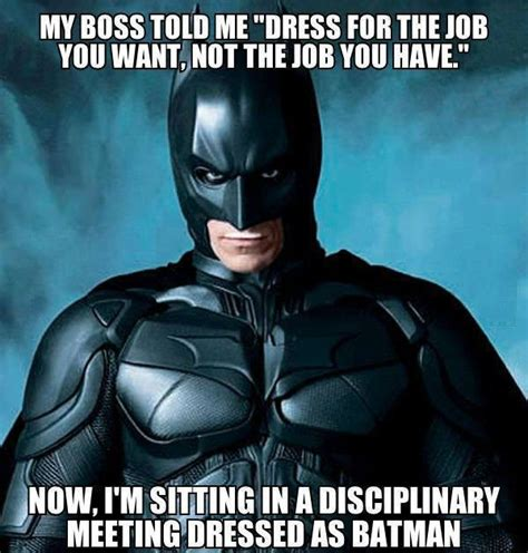 Batman Memes - batman in a disciplinary meeting pictures photos and