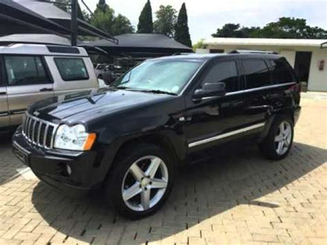 Jeep Grand 2008 For Sale 2008 Jeep Grand 5 7 V8 Hemi Overland Auto Auto For Sale On Auto Trader South Africa