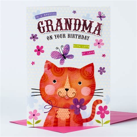birthday cards for gangcraft net - How To Make A Birthday Card For Grandmother