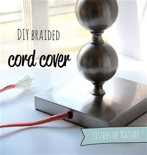 fun diy tech project: braided cord covers | cool mom tech