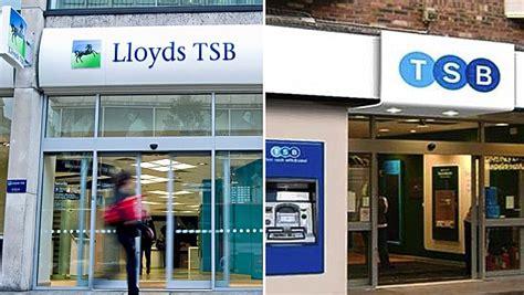 lloyds bank and tsb zmiana lloyds na tsb lloyds tsb dzieli się na dwa moja