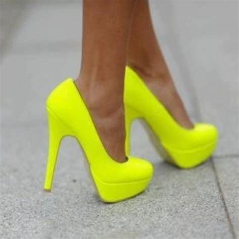 neon color high heels new arrived 2013 free shipping neon color