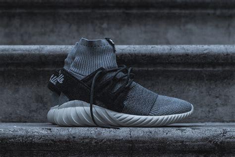 Adidas Kith | adidas x kith tubular doom primeknit sneaker collab
