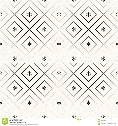 pattern free web vector seamless winter retro pattern stock vector image
