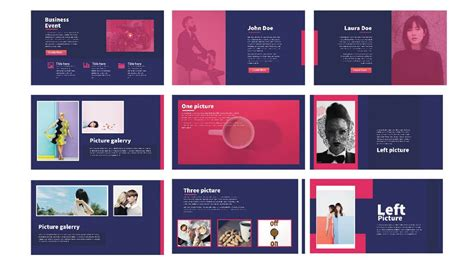 50 Best Free Powerpoint Templates For Presentations Mashtrelo Modern Powerpoint Templates
