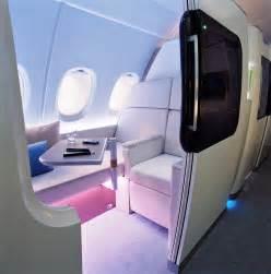 airbus a380 interior passengers cabin interior