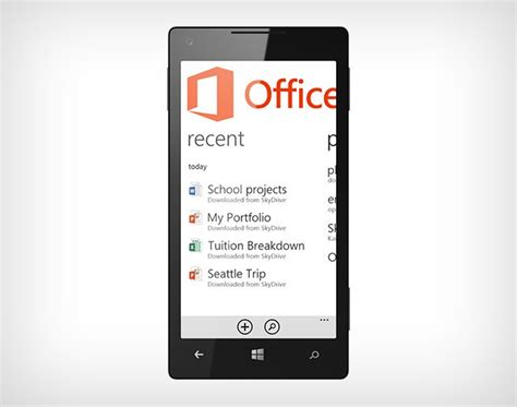 office mobile ios microsoft office on iphone could be just what windows