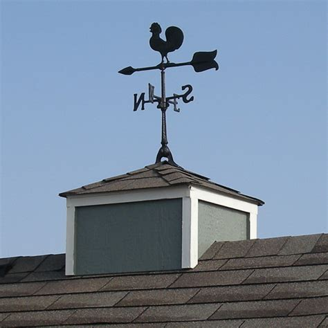 Weathervane Cupola cupola rooster weathervane heartland industries