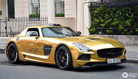 Mercedes Sls Amg by Mercedes Sls Amg Black Series 22 April 2017
