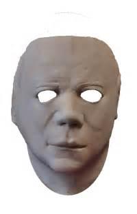transparent face mask halloween halloween ii myers horror face mask
