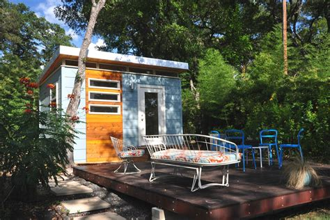 cool backyard sheds 5 cool prefab backyard sheds you can order right now curbed