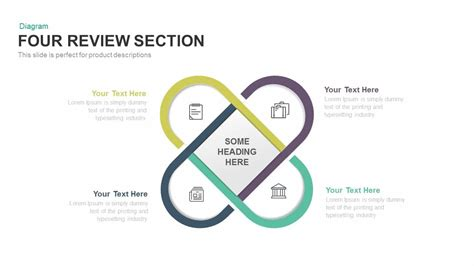 review section four review section powerpoint and keynote template