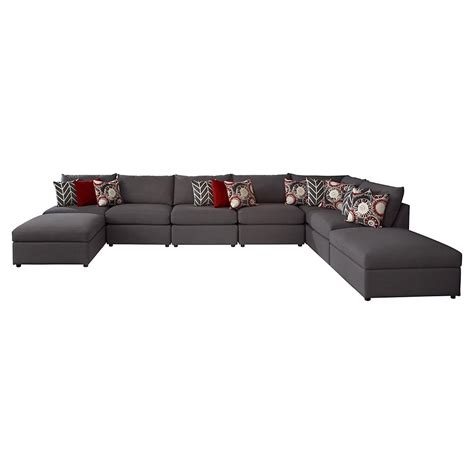 sectional couche beckham large sectional sofa sectional sofas