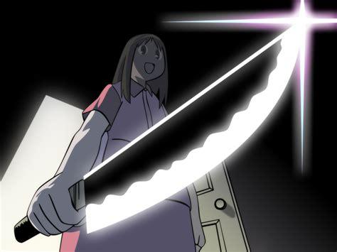 Azuma Knife image gallery osaka azumanga daioh knife