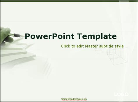 Free Conference Powerpoint Templates Wondershare Ppt2flash Academic Presentation Powerpoint Template