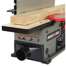 porter cable bench jointer shop porter cable 10 amps amp bench jointer at lowes com