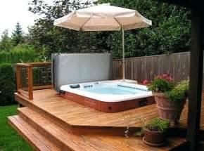 tub backyard tub in small backyard seoandcompany co