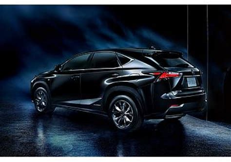 lexus launches all new nx compact crossover suv in japan