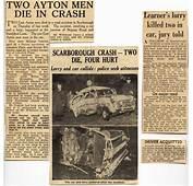 William Cowton Fatal Accident