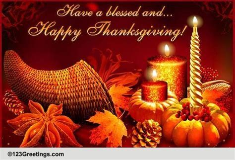 Happy Thanksgiving Cards, Free Happy Thanksgiving eCards