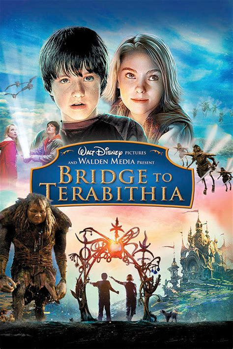 film fantasy online bridge to terabithia disney movies