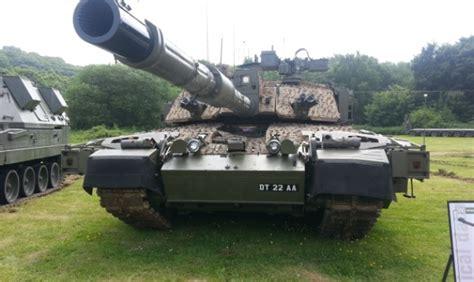 challenger 2 upgrade rheinmetall offers to upgrade challenger 2 tank fleet