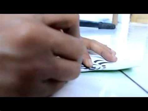 tutorial make up dengan alat sederhana full download cara membuat plang nama manual mudah