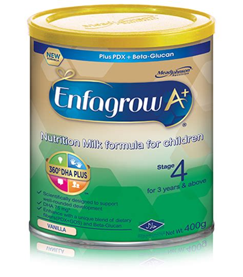 enfagrow a 4 madu formula mead johnson nutrition ibl healthcare