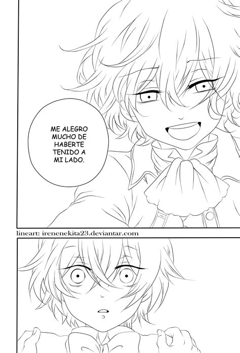 pandora hearts coloring pages pandora hearts 79 line art by irenechii on deviantart