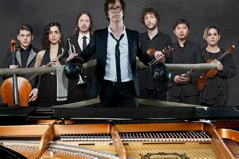 ben folds rock this in wales ben folds brings the festival of voice to a