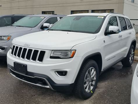 2016 jeep grand white 2016 jeep grand limited 4x4 white for 63835 in