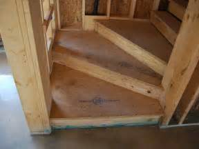 Winder Stair by Improvement Amp How To How To Build Winder Stairs