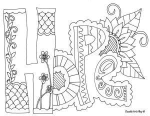 doodle alley calendar become a coloring book enthusiast with doodle alley