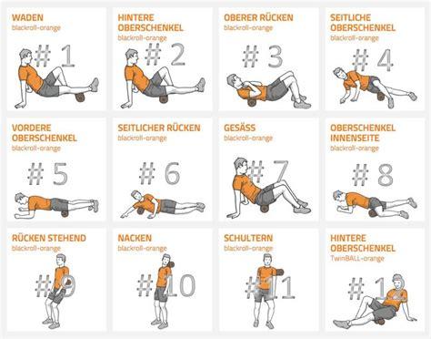 innere beinmuskulatur 220 bersicht der blackroll 220 bungen workout