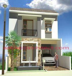 beli desain rumah dua lantai di lahan 7 x 12 m2 pesan
