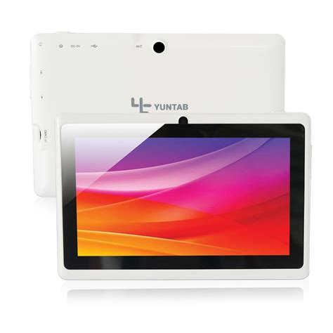 android tablet price low price yuntab 7 inch tablet q88 android tablet pc allwinner a33 tablet tablet 1