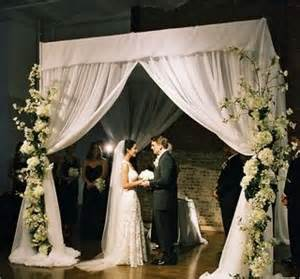 Wedding Ceremony Canopy Wedding Arches And Canopy The Engagement
