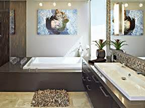Decorations For Bathroom Walls » Home Design 2017