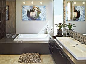 5 Great ideas for bathroom decor   Bathroom designs ideas