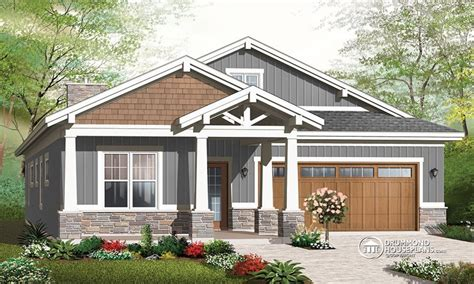 one story craftsman style house plans craftsman bungalow craftsman house plans with garage craftsman house plans