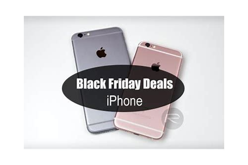black friday iphone 6 deals sprint