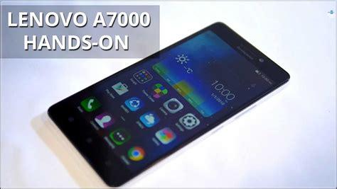 Harga Lenovo Hp A7000 spesifikasi dan harga lenovo a7000 terbaru berbagi teknologi
