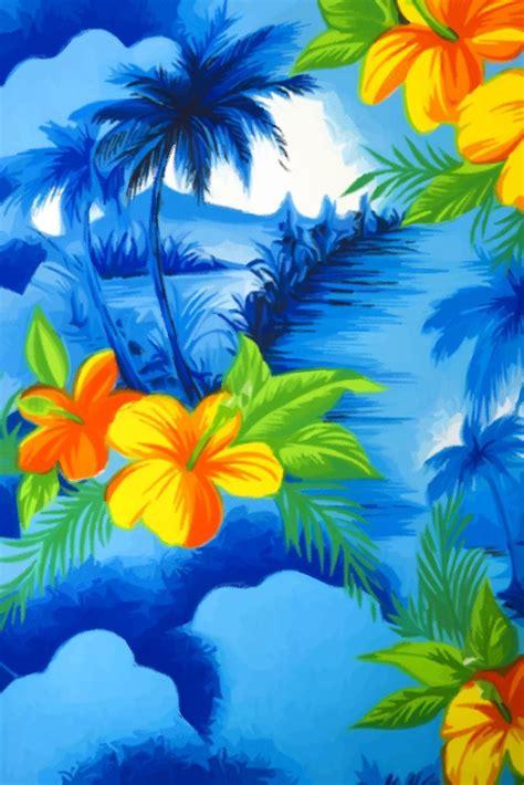 Hawaiian Wall