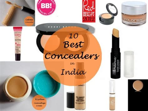 5 best concealers available in india indian makeup and 10 best concealers available in india
