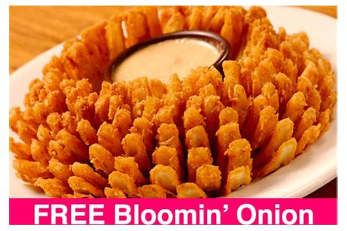 outback steakhouse coupons free bloomin onion 2018