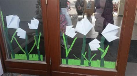 Frühling Fensterdeko by Fensterdeko Fr 195 188 Hling Grundschule Deneme Ama 231 Lı