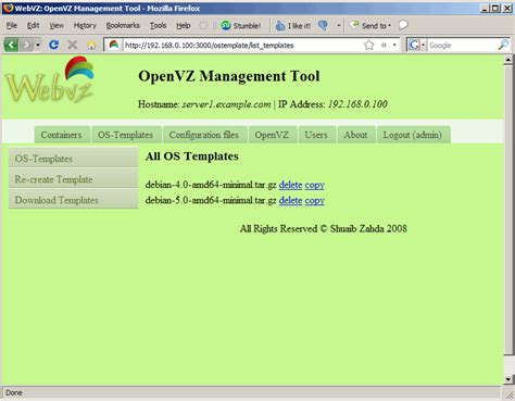 openvz templates download images templates design ideas